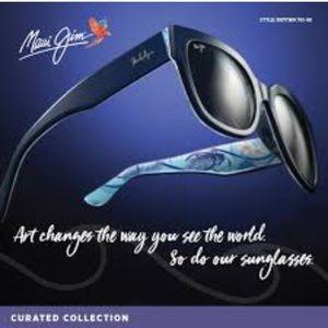 Maui Jim & Charlie Lyon Collection Rhythm Sunnies